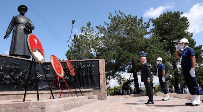 Erzurum Kongresi'nin 102. Yıl dönümü coşkuyla kutlandı