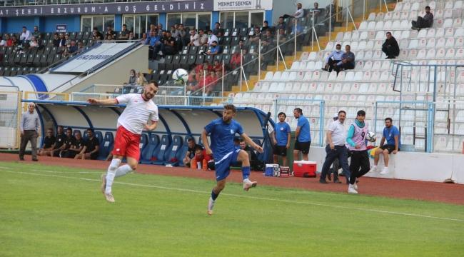 Hazırlık Maçı: BB Erzurumspor: 1 - Antalyaspor: 2