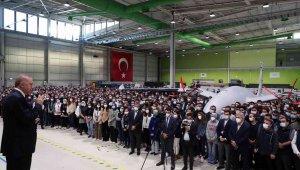 """Cumhurbaşkanı Erdoğan: """"Dünya sizi takip ediyor, ilk 5 demiyor, ilk 3'ün içindesiniz"""""""
