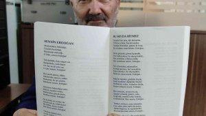 Emekli polis bütün siyasîlere şiir yazdı