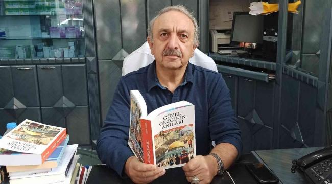 Yazarımız Erdal Güzel'in beşinci güzel kitabı okuyucularla buluştu