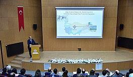 """ETÜ'de ''AB Ufuk2020 Marie Sklodowska Curie Alanı Araştırma ve Yenilikçilik Değişim Programı (RISE)"""" semineri"""