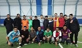 Genç Şavak Der Futbol Turnuvası Vali Recep Yazıcıoğlu sezonu başlıyor