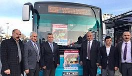 İstanbul Özel Halk Otobüsleri'nden deprem bölgesine  yardım eli