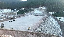 Tütenocak Barajı milli ekonomiye her yıl 3 Milyonluk değer katacak
