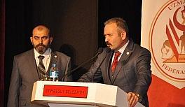 """Uzmanlar Federasyonu Başkanı Tilkici: """"Vatan savunmasının sözleşmesi olmaz"""""""