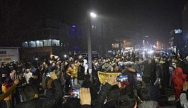 Ağrı'da Galatasaraylı taraftarlar, 20 yıl sonra gelen Kadıköy galibiyetini coşkuyla kutladı