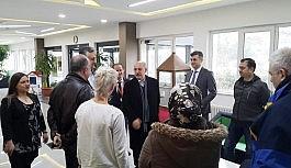 İTÜ Rektörü Prof. Dr. Karaca'dan Doğalılara destek