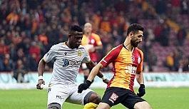 Süper Lig: Galatasaray: 1 - Yeni Malatyaspor: 0 (Maç sonucu)
