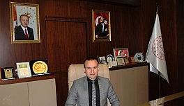 Ağrı Milli Eğitim Müdürü Tekin, Milli Dayanışma Kampanyası'na bir aylık maaşıyla destek oldu