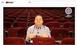 Maltepe'de çocuklar için online film gösterimi