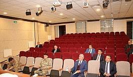 Oltu'da Vefa Destek toplantısı yapıldı