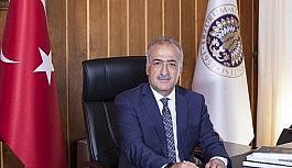 Rektör Çomaklı'dan 'Biz Bize Yeteriz Türkiyem' kampanyasına destek