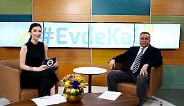 """Prof. Dr. Burak Kunduracıoğlu: """"Fenerbahçe'de endişe verici bir vaka yok"""""""