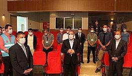 Arvas ve Mehmetbeyoğlu'dan Vefa Sosyal Destek Grubuna ziyaret