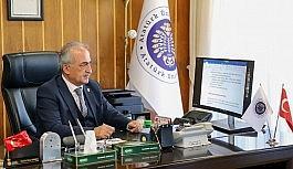 Rektör Çomaklı, ÜAK Yönetim Kurulu üyeliğine tekrar seçildi