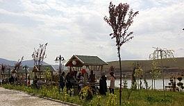 İliç'te mesire alanı Salı günü yeniden açılacak