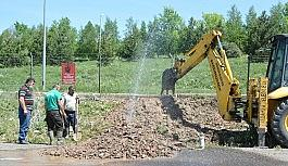 Ardahan Belediyesi su ve kanalizasyon işlerinde sorunları tek tek çözüyor