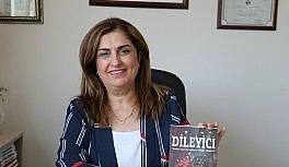 Malatya'da noter kadın 7'nci kitabını çıkardı