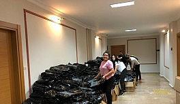 Maltepe Üniversitesi mezunlarına cüppe ve kep dağıttı