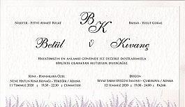 MŞÜ Rektörü Polat'ın kızının mutlu günü