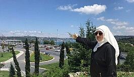 (Özel) 15 Temmuz Gazisi Safiye Bayat 4 yıl sonra aynı yerde o karanlık geceyi anlattı