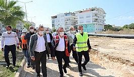 Başkan Böcek'ten Manavgat'a 625 milyon TL'lik yatırım sözü