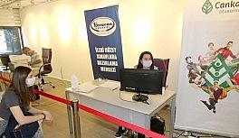Çankaya'da üniversite tercih desteği başladı