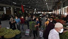 Emek'e modern kapalı pazar alanı