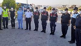 """Jandarma Genel Komutanı Çetin: """"Covid-19 ile mücadele Türkiye'de son derece iyi durumda"""""""