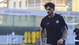 """(Özel Haber) Samet Akaydin: """"Hedefim Süper Lig'de oynamak"""""""