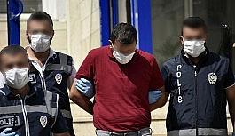 Telefon dolandırıcısı Kemaliye'de otelde film izlerken yakalandı