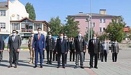 19 Eylül Gaziler Günü Aşkale'de kutlandı