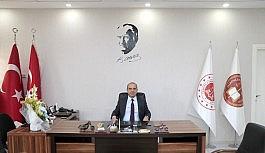 Bursa Adalet Komisyonu Başkanı Ömer Gülmüş göreve başladı