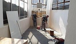 Kemer Belediyesi, Alevi Derneği binasına bakım yaptı
