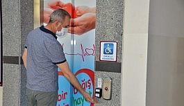 Malatya'da başlatıldı, diğer hastanelere örnek oldu