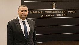"""MMO Antalya Şube Başkanı Prof. Dr. Atmaca:"""" Sınıflarda mekanik havalandırma sağlanmalı"""""""