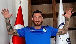Şişmanoğlu BB Erzurumspor'un Süper Lig'te en etkili gol silahı olacak