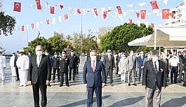 """Vali Yazıcı: """" Türk milleti var oldukça kahramanlık destanları yazılmaya devam edecek"""""""