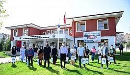 """Başkan Balcı: """"Yeni kütüphaneler yapacağız"""""""