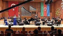 Büyükşehir'den kardeş ülke Azerbaycan için Bağımsızlık Konseri
