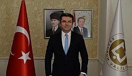 Erzurum Valisi Okay Memiş'in 29 Ekim Cumhuriyet Bayramı kutlama mesajı