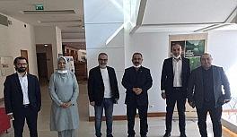 Gazetecilerden Azerbaycan ziyareti