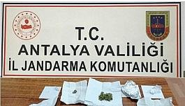 Uyuşturucu operasyonuna 4 gözaltı