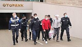Antalya'da aranan 43 kişi yakalandı