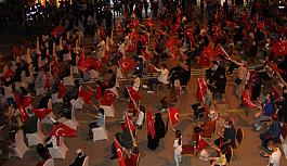 Erzurum 4 yıl önceki gibi; TEK YÜREK...