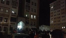 Erzurum'da kabus gece... 76 yaşındakı...