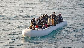 2019'da Türkiye'de 455 bin düzensiz göçmen yakalandı