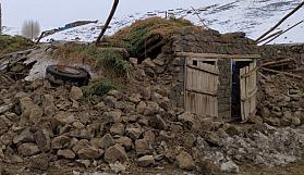 İran'daki deprem Başkale'yi vurdu; 9 ölü, 37 yaralı