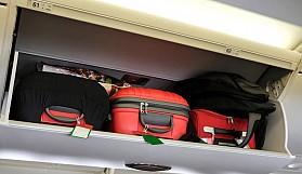 THY yolcuları kabin içerisinde...